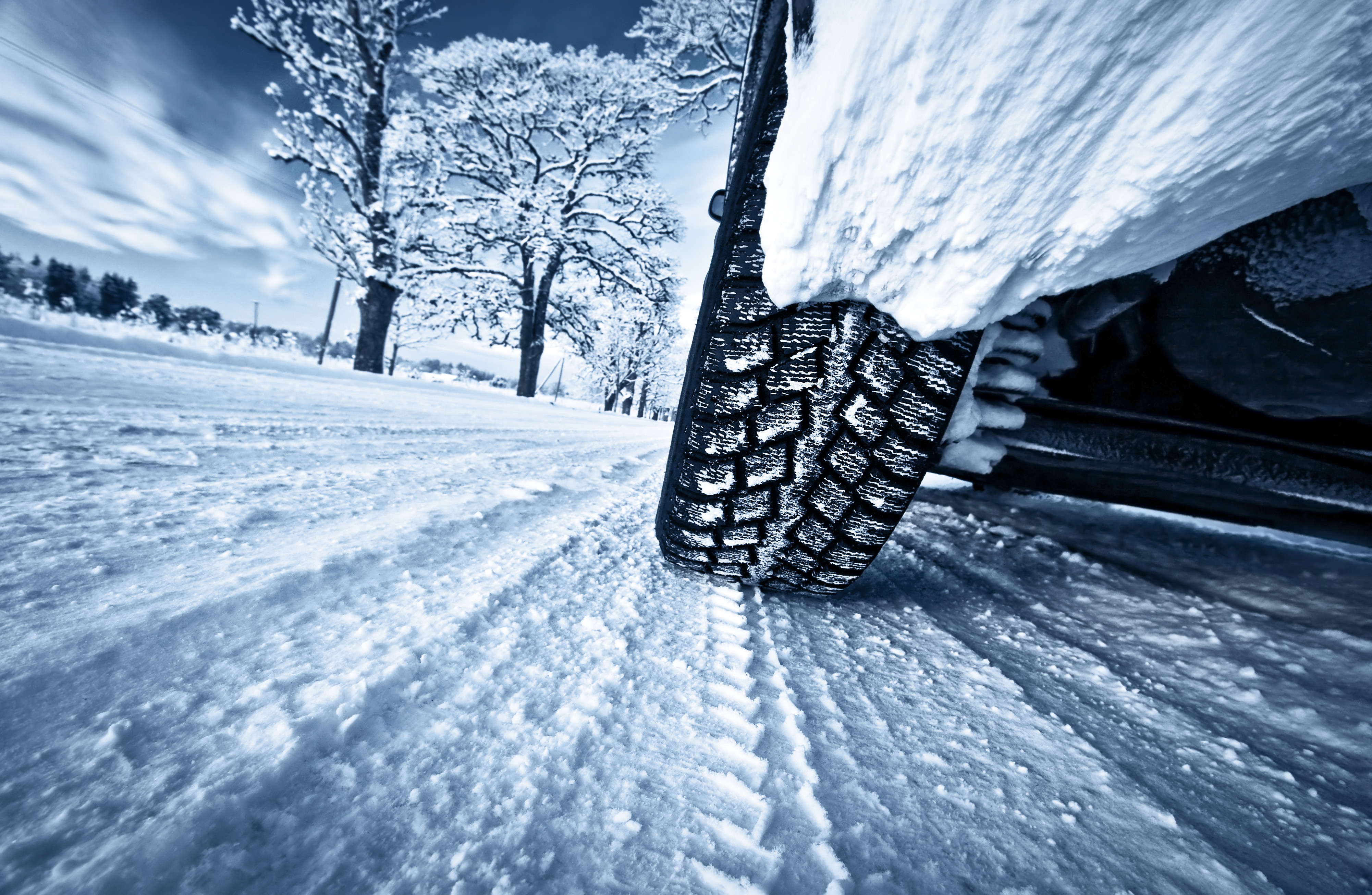Best Snow Tires >> Winter Driving Tips | Relay Express Couriers